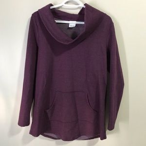 Sweaters - Free with purchase of another item: purple sweater